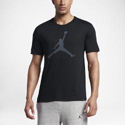 Мужская футболка Jordan Iconic Jumpman LogoМужская футболка Jordan Iconic Jumpman Logo из мягкой и прочной смесовой ткани на основе хлопка обеспечивает комфорт на каждый день.<br>