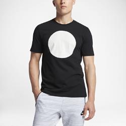 Мужская футболка Nike Huarache LogoМужская футболка Nike Huarache Logo из сверхмягкого хлопка обеспечивает длительный комфорт.<br>