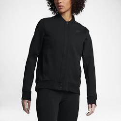 Женская куртка Nike Tech Fleece DestroyerЛегендарная спортивная куртка возвращается в новом исполнении: женская куртка Nike Tech Fleece Destroyer из флиса обеспечивает невесомую защиту от холода. Вставка на спине с легкой плиссировкой выглядит стильно и дарит полную свободу движений.<br>