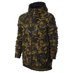 Мужская куртка Nike Tech Fleece WindrunnerМужская куртка Nike Tech Fleece Windrunner из легкой флисовой ткани с эргономичными швами обеспечивает свободу движений и защиту от холода.&amp;#160;<br>