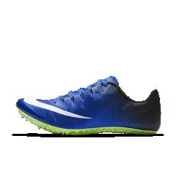 Беговые шиповки унисекс Nike Superfly EliteСпустя десять лет беговые шиповки унисекс Nike Superfly Elite возвращаются с превосходными дополнениями: сверхдышащим материалом Flymesh для ощущения прохлады и инновационным шипованным протектором для оптимального сцепления. Идеальный вариант для дистанции 100–400 м.  Надежная фиксация  Технология Dynamic Fit облегает стопу для надежной фиксации, а верх из материала с особым переплетением нитей усиливает натяжение при ускорении.  Оптимальное сцепление  Инновационная платформа с 8 фиксированными шипами из нержавеющей стали для оптимального сцепления на треке.  Зональная вентиляция  Бесшовный верх из материала Flymesh обеспечивает зональную вентиляцию, помогая сохранять ощущение прохлады.<br>