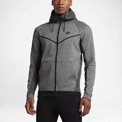 Мужская куртка с принтом Nike Sportswear Tech Fleece WindrunnerМужская куртка с принтом Nike Sportswear Tech Fleece Windrunner — это версия беговой модели на каждый день из специального гладкого флиса для легкости и тепла в холодную погоду.<br>