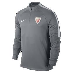 Мужская игровая футболка Athletic Club Bilbao DrillМужская игровая футболка Athletic Club Bilbao Drill обеспечивает комфорт и свободу движений во время тренировки и разминки благодаря влагоотводящей ткани и эргономичным характеристикам.<br>