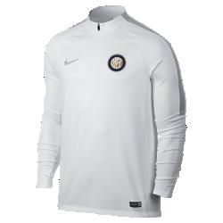 Мужская игровая футболка Inter Milan DrillМужская игровая футболка Inter Milan Drill обеспечивает комфорт и свободу движений во время тренировки или разминки перед игрой.<br>