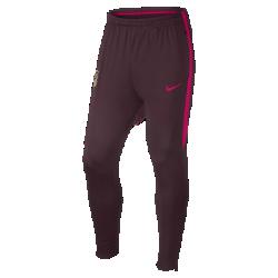 Мужские футбольные брюки Atletico de MadridМужские футбольные брюки Atletico de Madrid созданы для непревзойденной свободы движений и комфорта во время тренировок.<br>