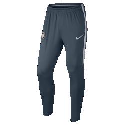 Мужские футбольные брюки Inter MilanМужские футбольные брюки Inter Milan обеспечивают непревзойденную свободу движений и комфорт во время тренировок.<br>