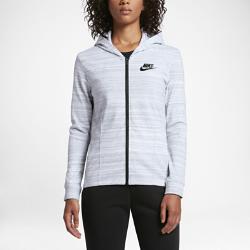 Женская куртка из трикотажного материала Nike Sportswear Advance 15Женская куртка из трикотажного материала Nike Sportswear Advance 15 в минималистичном стиле — идеальный слой для переменчивой погоды.<br>