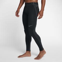 Мужские тайтсы для тренинга Nike Pro HyperWarmПРОДУМАННАЯ ЗАЩИТА ОТ ХОЛОДА ФУНКЦИОНАЛЬНАЯ ЗАЩИТА ОТ ХОЛОДА  Мужские тайтсы для тренинга Nike Pro HyperWarm сочетают влагоотводящую термоткань и систему вентиляции в зонах повышенного тепловыделения, обеспечивая тепло без перегрева.  ОТВЕДЕНИЕ ВЛАГИ И КОМФОРТ  Технология Dri-FIT отводит влагу от кожи на поверхность ткани, обеспечивая комфорт во время тренировки.  ОПТИМАЛЬНАЯ ВОЗДУХОПРОНИЦАЕМОСТЬ  Вставки из прочной сетки обеспечивают зональную вентиляцию и комфорт в самые интенсивные моменты тренировки. Усовершенствованный пояс создает пространство междутканью и твоей кожей, повышая циркуляцию воздуха.  ТОЧНОСТЬ ДВИЖЕНИЙ  Плотно прилегающий эластичный пояс фиксирует посадку, а эластичная ткань и плоские швы обеспечивают свободу движений в любом направлении.<br>