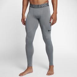 Мужские тайтсы для тренинга Nike Pro WarmМужские тайтсы для тренинга Nike Pro Warm — это влагоотводящий базовый слой, обеспечивающий поддержку, фиксацию и тепло во время тренировок в прохладную погоду.<br>