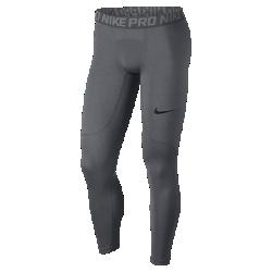 Мужские тайтсы для тренинга Nike ProМужские тайтсы для тренинга Nike Pro из влагоотводящей ткани с плотной посадкой обеспечивают комфорт и свободу движений во время тренировки.  ОТВЕДЕНИЕ ВЛАГИ И КОМФОРТ  Ткань Dri-FIT обеспечивает превосходную воздухопроницаемость и комфорт, выводя влагу на поверхность ткани, где она быстро испаряется.  СВОБОДА ДВИЖЕНИЙ  Эластичный пояс надежно фиксирует посадку, а эластичная плотно прилегающая ткань повторяет изгибы тела, не сковывая движений.<br>