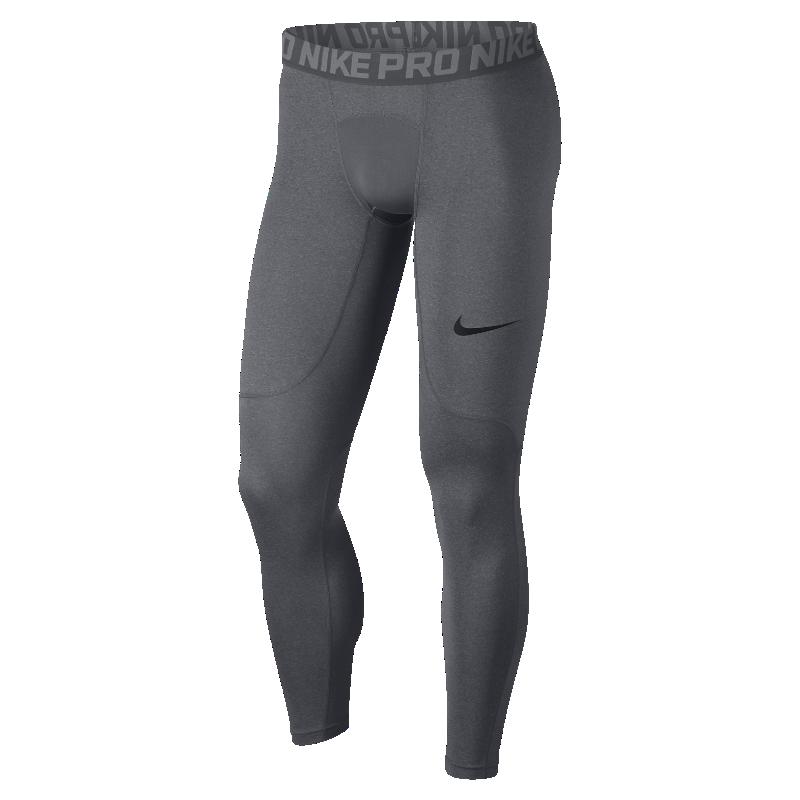 <ナイキ(NIKE)公式ストア>ナイキ プロ メンズ トレーニングタイツ 838068-091 グレー 30日間返品無料 / Nike+メンバー送料無料