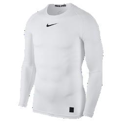 Мужская футболка с длинным рукавом Nike ProФУНКЦИОНАЛЬНОСТЬ И КОМФОРТ КОМФОРТ И ФУНКЦИОНАЛЬНОСТЬ  Мужская футболка с длинным рукавом Nike Pro из легкой и эластичной влагоотводящей ткани со вставками из сетки обеспечивает комфорт и охлаждение во время тренировок исоревнований.  ВЕНТИЛЯЦИЯ И КОМФОРТ  Ткань Dri-FIT обеспечивает превосходную воздухопроницаемость и комфорт, выводя влагу на поверхность ткани, где она быстро испаряется. Вставки из сетки усиливают вентиляцию, обеспечивая охлаждение в самые жаркие моменты игры.  СВОБОДА ДВИЖЕНИЙ  Эластичная ткань плотно прилегает к корпусу, не сковывая руки и грудь. Плоские швы не натирают кожу во время физических упражнений.<br>
