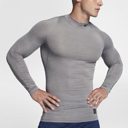 Мужская футболка для тренинга с длинным рукавом Nike ProМужская футболка для тренинга с длинным рукавом Nike Pro из комфортной ткани с облегающим кроем обеспечивает поддержку, позволяя двигаться уверенно.<br>