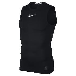 <ナイキ(NIKE)公式ストア>ナイキ プロ メンズ スリーブレス トレーニングトップ 838086-010 ブラック 30日間返品無料 / Nike+メンバー送料無料画像