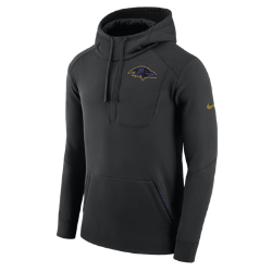 Мужская худи Nike Fly Fleece (NFL Ravens)Мужская худи Nike Fly Fleece (NFL Ravens) из мягкой и теплой ткани с клубной символикой.<br>