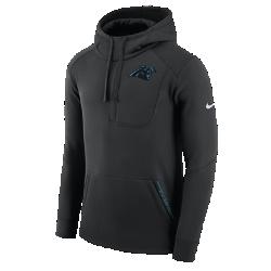 Мужская худи Nike Fly Fleece (NFL Panthers)Мужская худи Nike Fly Fleece (NFL Panthers) из мягкой и теплой ткани украшена клубной символикой.<br>