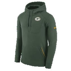 Мужская худи Nike Fly Fleece (NFL Packers)Мужская худи Nike Fly Fleece (NFL Packers) из мягкой и теплой ткани украшена клубной символикой.<br>