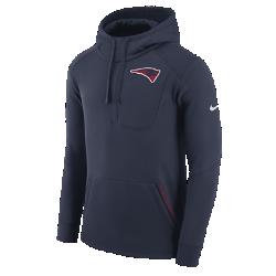 Мужская худи Nike Fly Fleece (NFL Patriots)Мужская худи Nike Fly Fleece (NFL Patriots) из мягкой и теплой ткани украшена клубной символикой.<br>