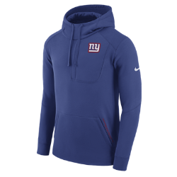 Мужская худи Nike Fly Fleece (NFL Giants)Мужская худи Nike Fly Fleece (NFL Giants) из мягкой и теплой ткани украшена клубной символикой.<br>