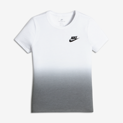 Nike Sportswear Dip-Dye Older Kids' (Girls') T-Shirt