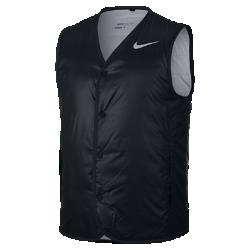 Мужской жилет для гольфа Nike PaddedМужской жилет для гольфа Nike Padded с ультралегким наполнителем и водоотталкивающим покрытием обеспечивает тепло и комфорт во время игры.<br>