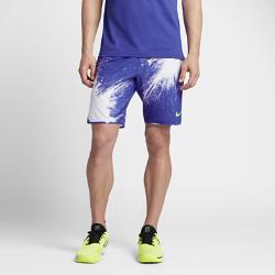 Мужские теннисные шорты NikeCourt Flex 23 смМужские теннисные шорты NikeCourt Flex 23 см из легкой эластичной ткани обеспечивают полную свободу движений во время рывков, прорывов и отражения атак.<br>