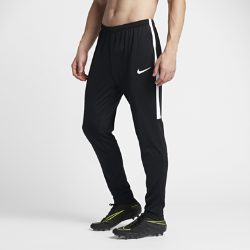 Мужские футбольные брюки Nike Dry AcademyМужские футбольные брюки Nike Dry Academy отводят влагу и обеспечивают комфорт во время игры, а зауженный крой позволяет двигаться без ограничений.<br>