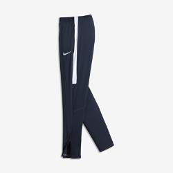 Футбольные брюки для школьников Nike Dri-FIT AcademyФутбольные брюки для школьников Nike Dri-FIT Academy из влагоотводящей ткани обеспечивают вентиляцию и комфорт на поле благодаря облегающему крою.<br>
