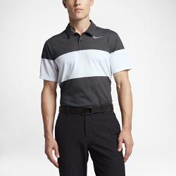 Мужская рубашка-поло для гольфа с облегающим кроем Nike Dry TransitionМужская рубашка-поло для гольфа с облегающим кроем Nike Dry Transition из легкой влагоотводящей ткани обеспечивает комфорт во время игры.<br>