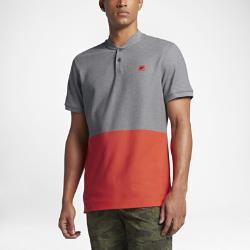 Мужская рубашка-поло для гольфа с облегающим кроем Nike Dry Desert BladeМужская рубашка-поло для гольфа с облегающим кроем Nike Dry Desert Blade из дышащей влагоотводящей ткани обеспечивает абсолютный комфорт во время игры.<br>