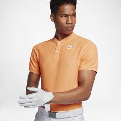 Мужская рубашка-поло для гольфа с облегающим кроем Nike Dry Solar FadeМужская рубашка-поло для гольфа с облегающим кроем Nike Dry Solar Fade из влагоотводящей ткани пике сохраняет комфорт во время игры.<br>