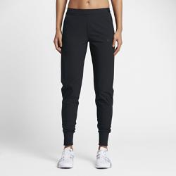 Женские брюки для тренинга Nike Bliss 76 смЖенские брюки для тренинга Nike Bliss 76 см из эластичной влагоотводящей ткани с облегающим кроем обеспечивают динамическую посадку и комфорт во время тренировки.<br>