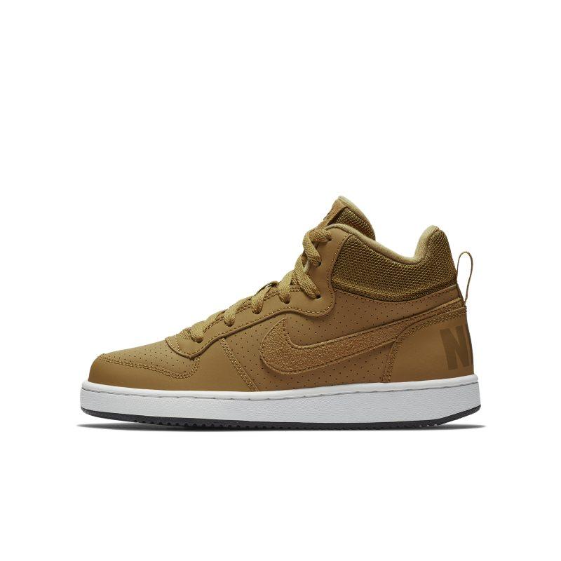 Nike Court Borough Mid Genç Çocuk Ayakkabısı  839977-701 -  Kahverengi 37.5 Numara Ürün Resmi