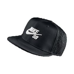 Бейсболка с застежкой для школьников Nike SB AeroBillБейсболка с застежкой для школьников Nike SB AeroBill из легкой ткани с регулируемой посадкой обеспечивает вентиляцию и комфорт.<br>