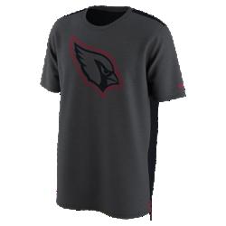 Мужская футболка Nike Dry Travel (NFL Cardinals)Мужская футболка Nike Dry Travel (NFL Cardinals) из мягкой влагоотводящей ткани украшена клубным логотипом.<br>