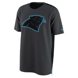 Мужская футболка Nike Dry Travel (NFL Panthers)Мужская футболка Nike Dry Travel (NFL Panthers) из мягкой влагоотводящей ткани украшена клубным логотипом.<br>