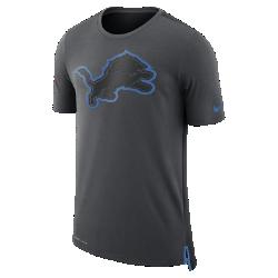 Мужская футболка Nike Dry Travel (NFL Lions)Мужская футболка Nike Dry Travel (NFL Lions) из мягкой влагоотводящей ткани украшена клубным логотипом.<br>