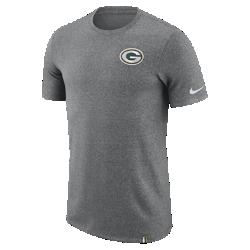 Мужская футболка Nike Dry Marled Patch (NFL Packers)Мужская футболка Nike Dry Marled Patch (NFL Packers) из влагоотводящей ткани дополнена клубной символикой.<br>
