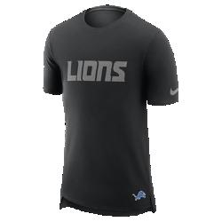 Мужская футболка Nike Enzyme Droptail (NFL Lions)Мужская футболка Nike Enzyme Droptail (NFL Lions) из ультрамягкого хлопка украшена клубными деталями.<br>