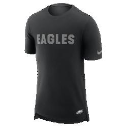 Мужская футболка Nike Enzyme Droptail (NFL Eagles)Мужская футболка Nike Enzyme Droptail (NFL Eagles) из ультрамягкого хлопка украшена клубными деталями.<br>