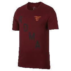 Мужская футболка A.S. Roma SquadМужская футболка A.S. Roma Squad из мягкого хлопка обеспечивает длительный комфорт на трибунах и на улице.<br>