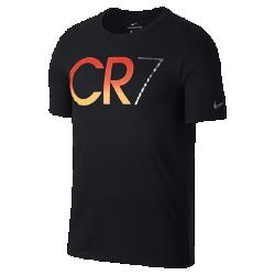 Мужская игровая футболка Nike CR7Мужская игровая футболка Nike CR7 из невероятно мягкой ткани обеспечивает длительный комфорт.<br>