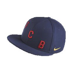 Бейсболка с застежкой FC Barcelona True SquadБейсболка с застежкой FC Barcelona True Squad с клубной символикой и традиционным силуэтом обеспечивает классический уровень комфорта.<br>
