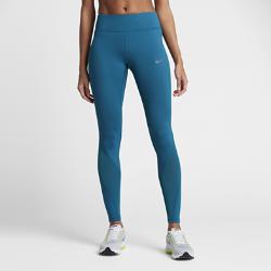 Женские беговые тайтсы Nike Epic LuxЖенские беговые тайтсы Nike Epic Lux из плотной мягкой ткани и дышащей сетки обеспечивают поддержку и вентиляцию там, где это необходимо.<br>