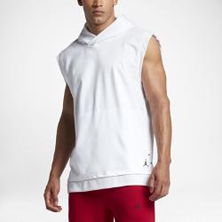 Мужская худи без рукавов Jordan 23 LuxМужская худи без рукавов Jordan 23 Lux из мягкой неосыпающейся ткани с сетчатым кантом пройм и удлиненной сзади нижней кромкой обеспечивает защиту и воздухопроницаемость.<br>