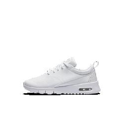 Кроссовки для дошкольников Nike Air Max TheaКроссовки для дошкольников Nike Air Max Thea со вставкой Max Air обеспечивают воздухопроницаемость, гибкость и непревзойденный комфорт. Подошва из пеноматериала Phylon обеспечивает амортизацию без утяжеления и комфорт для игры.<br>