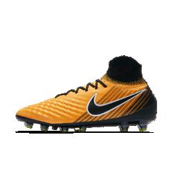 Футбольные бутсы для игры на искусственном газоне Nike Magista Orden II AG-ProФутбольные бутсы для игры на искусственном газоне Nike Magista Orden II с завышенным бортиком обеспечивают дополнительную поддержку для непревзойденной результативности.<br>