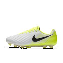 Футбольные бутсы для игры на искусственном газоне Nike Magista Opus II AG-PROФутбольные бутсы для игры на искусственном газоне Nike Magista Opus II AG-PRO обеспечивают точность касания и контроль мяча, необходимые для взрывной игры.<br>