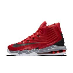 Мужские баскетбольные кроссовки Nike Air Max Audacity 2016Мужские баскетбольные кроссовки Nike Air Max Audacity 2016 обеспечивают воздухопроницаемость и защиту от ударных нагрузок благодаря верху из легкой сетки и вставке Air-Sole в области пятки.<br>
