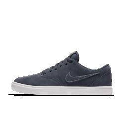 Мужская обувь для скейтбординга Nike SB Check SolarsoftМужская обувь для скейтбординга Nike SB Check Solarsoft обеспечивают естественный комфорт и поддержку благодаря штампованной стельке из материала Solarsoft и прочному замшевому верху.<br>